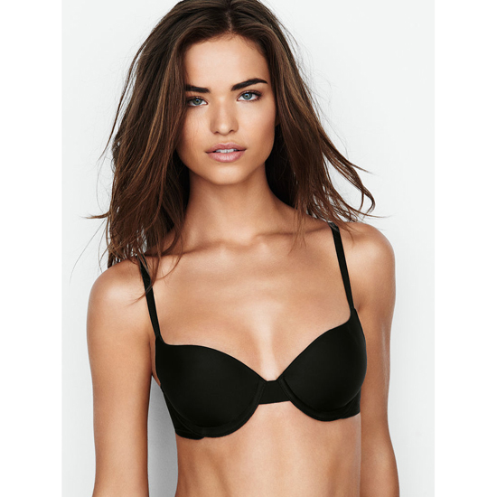 VICTORIA'S SECRET Black Demi Bra Outlet Online