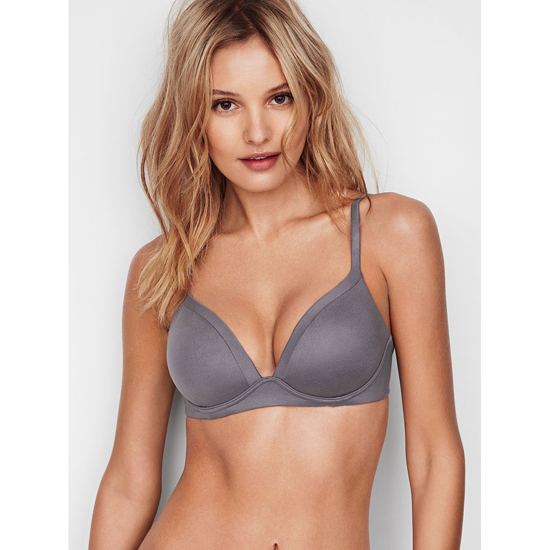 VICTORIA\'S SECRET Black Pearl NEW! Wireless Bra Outlet Online