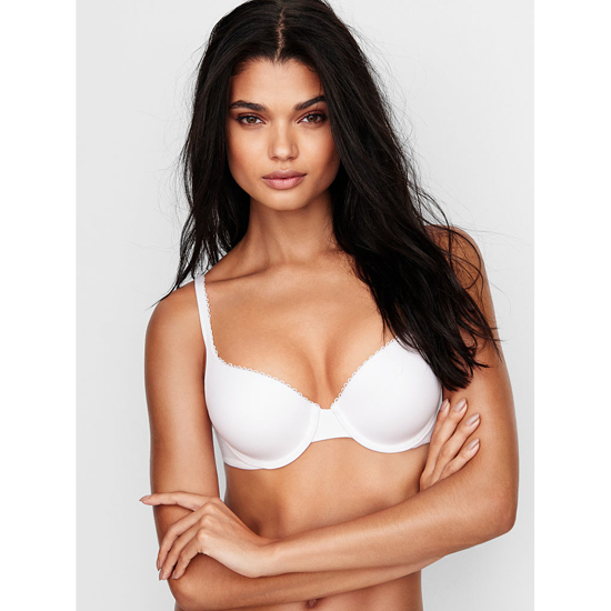 VICTORIA'S SECRET White NEW! Perfect Shape Bra Outlet Online