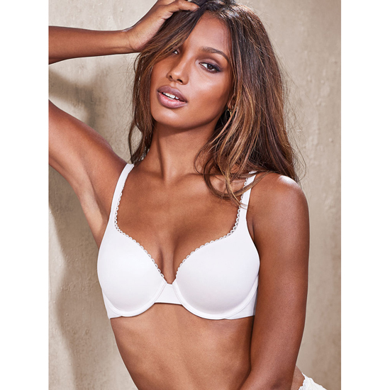 VICTORIA\'S SECRET White NEW! Perfect Shape Bra Outlet Online