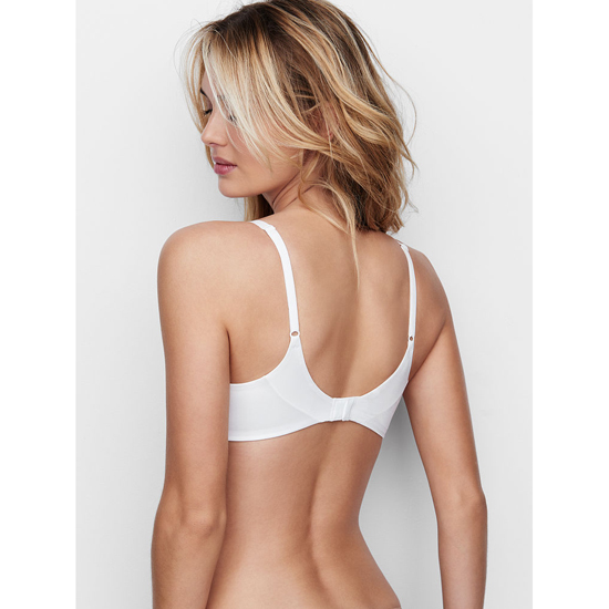 VICTORIA\'S SECRET White Add-1-Cups Push-Up Bra Outlet Online