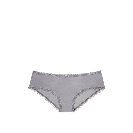VICTORIA'S SECRET Sterling Pewter Hiphugger Panty Outlet Online
