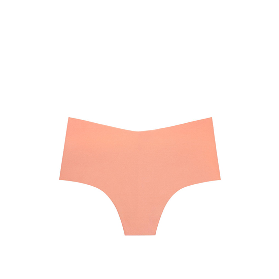 VICTORIA'S SECRET Lip Smacker Peach NEW! Raw Cut High-waist Thong Outlet Online