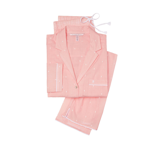 VICTORIA\'S SECRET Lip Smacker Dobby NEW! The Mayfair Pajama Outlet Online