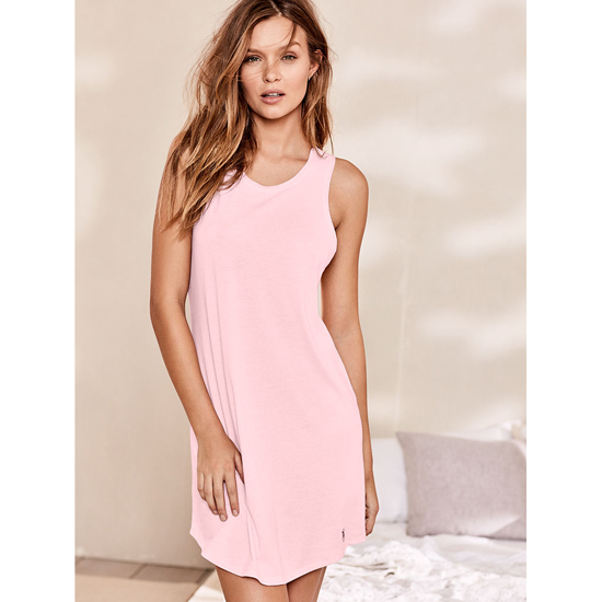 VICTORIA'S SECRET Angel Pink NEW! Open-back Slip Outlet Online