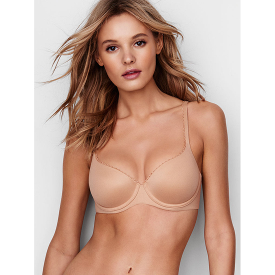 VICTORIA'S SECRET Almost Nude Demi Bra Outlet Online