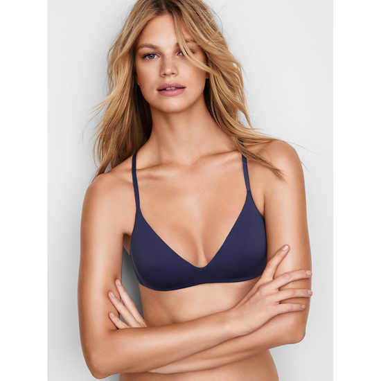 VICTORIA'S SECRET Ensign Lightly Lined Wireless Bra Outlet Online