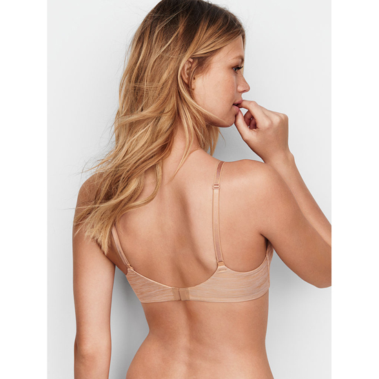 VICTORIA\'S SECRET Almost Nude Marl NEW! Wireless Bra Outlet Online