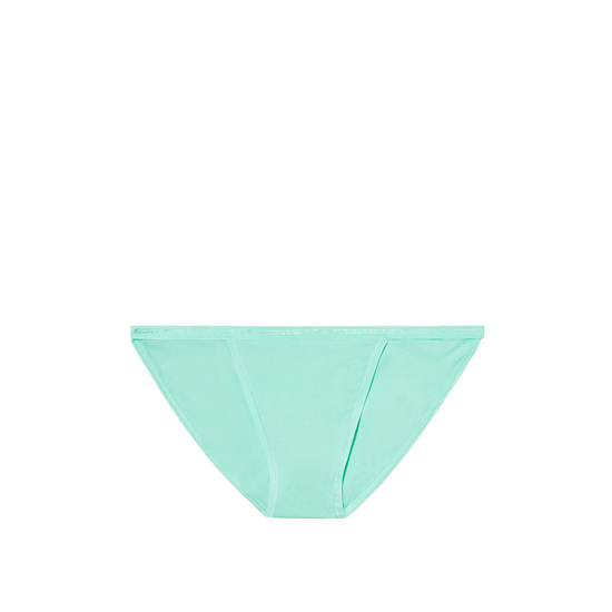 VICTORIA'S SECRET Aqua Splash String Bikini Panty Outlet Online