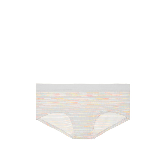 VICTORIA'S SECRET So Silver Space Dye NEW! Hiphugger Panty Outlet Online