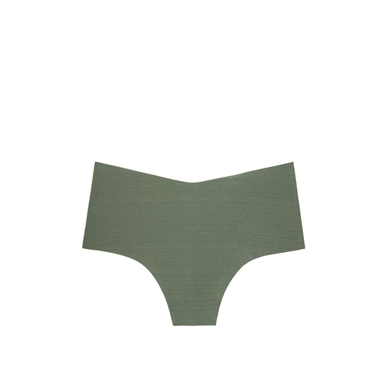 VICTORIA'S SECRET Cadette Green NEW! Raw Cut High-waist Thong Outlet Online