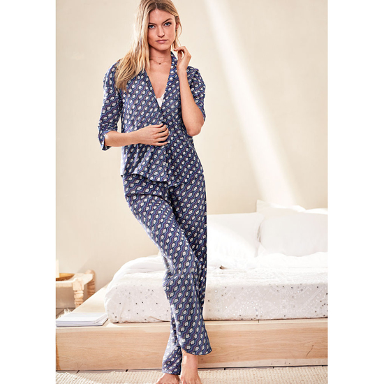 VICTORIA'S SECRET Ensign Floral NEW! The Mayfair Pajama Outlet Online